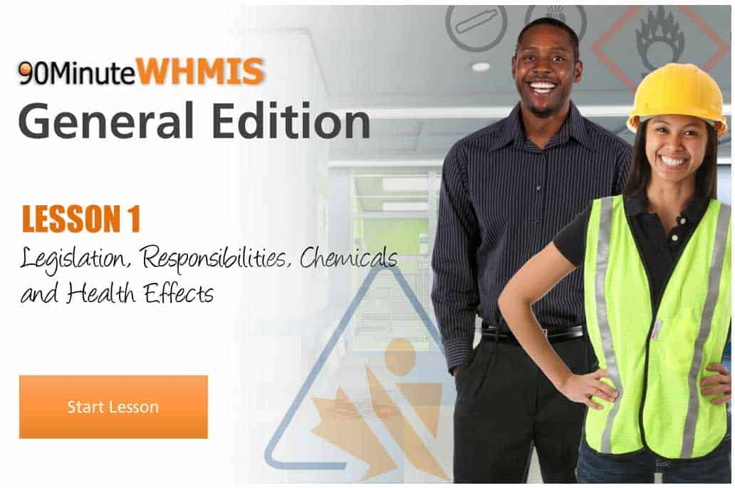 Online WHMIS Training