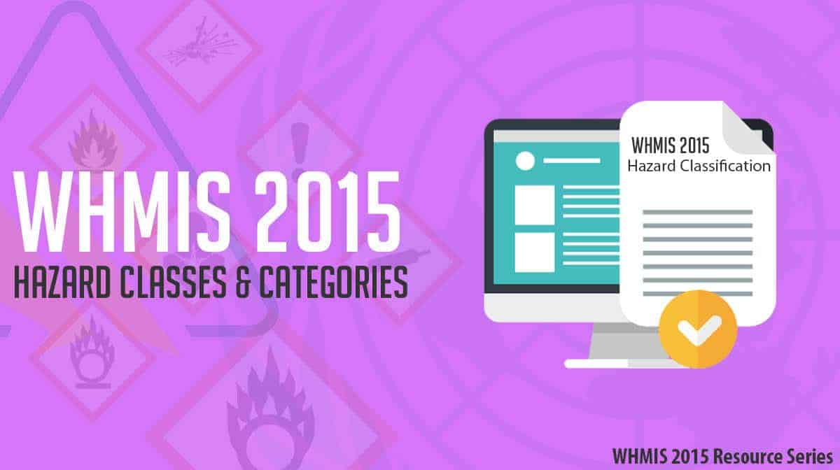 Whmis 2015 Hazard Classes Amp Categories