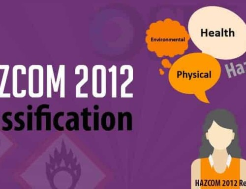 OSHA HAZCOM Classification