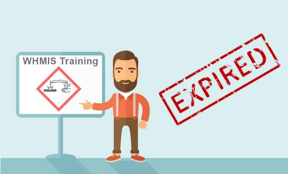 Does WHMIS Training Expire