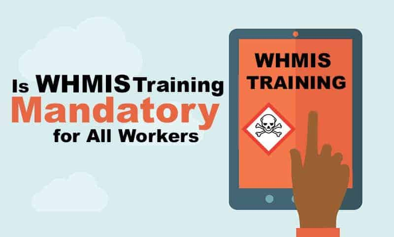 is WHMIS training mandatory