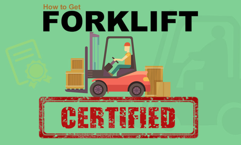 How To Get Forklift Certified What Does Osha Require