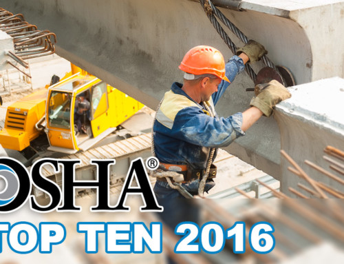 10 Most Cited OSHA Violations of 2016