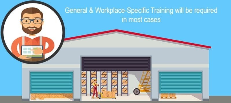 general and workplace specific whmis training