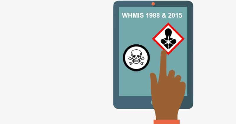 WHMIS Training 1988 and 2015