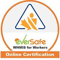 WHMIS Certificate - Digital Badge