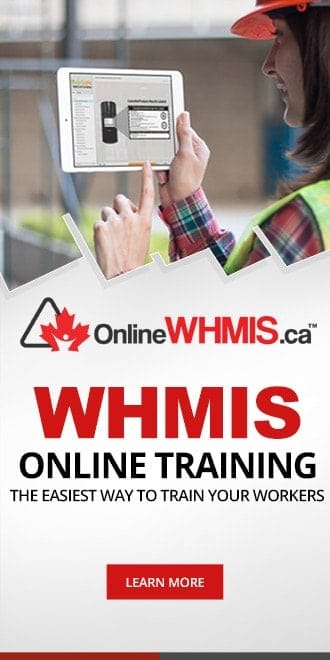 Train Your Workers in WHMIS